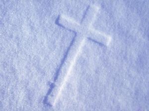 Cross_snow